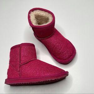 Emu Sparkle Mini Deluxe Warm Merino Wool Boot